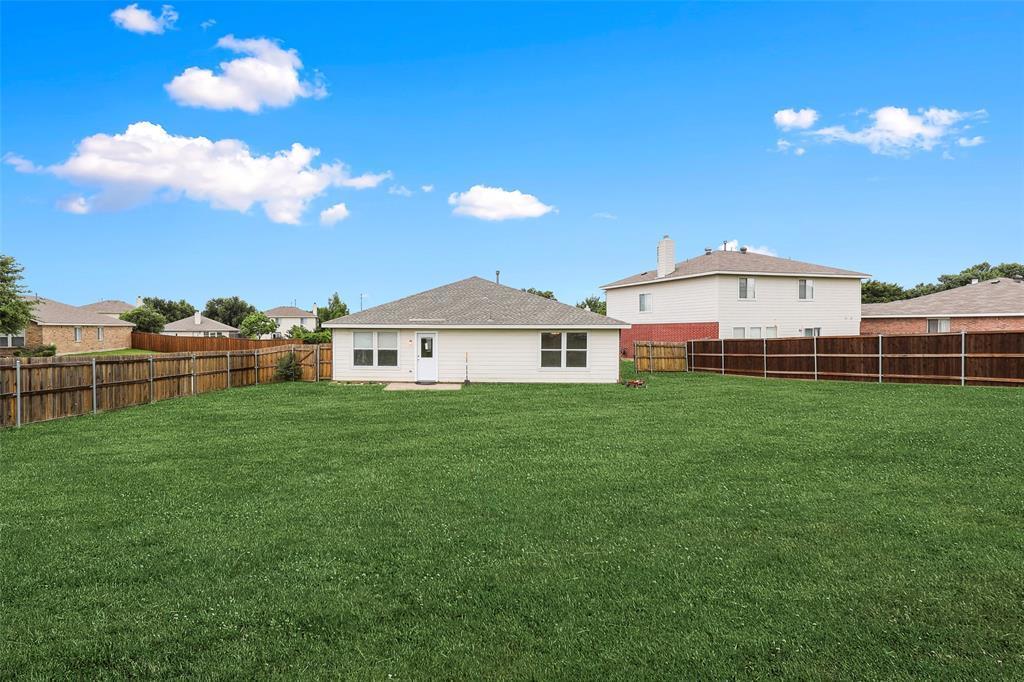 DFW Real Estate | 1448 Ridgecrest Drive Little Elm, Texas 75068 34
