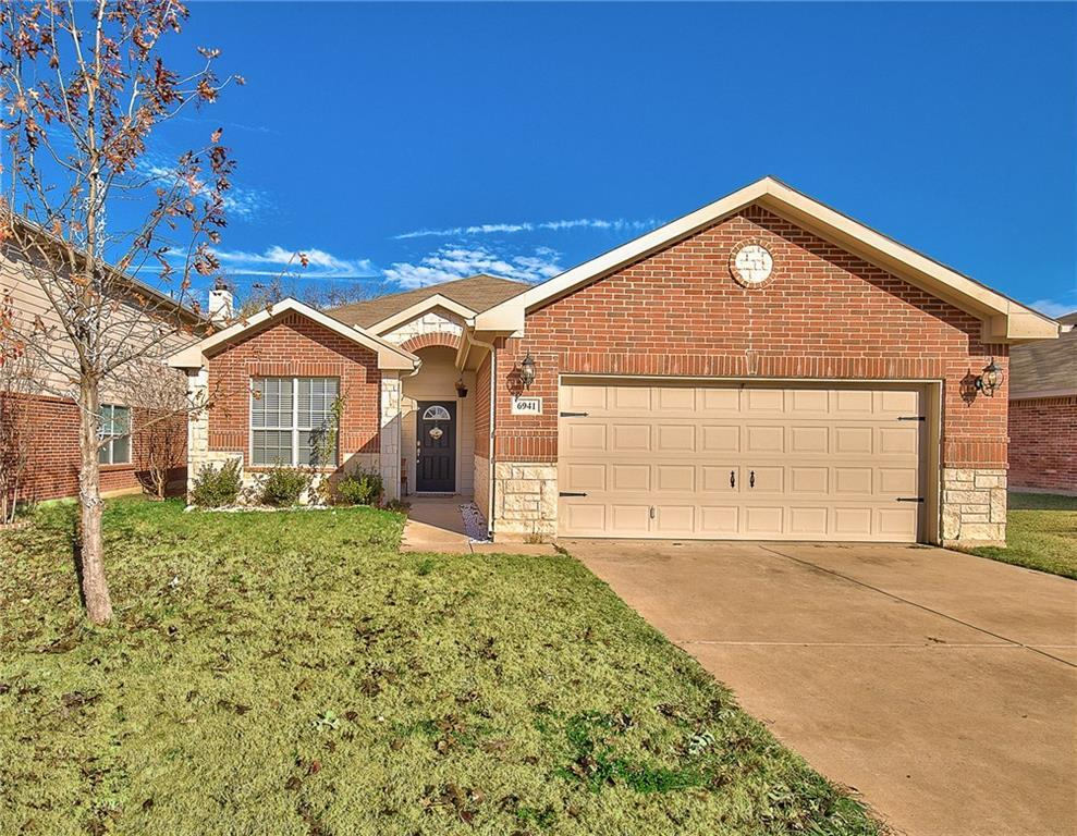 Sold Property | 6941 Sylvan Meadows Drive Fort Worth, Texas 76120 1