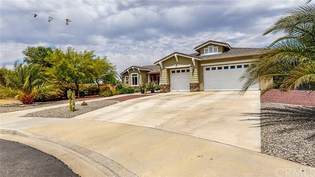 Closed | 20298 Cameo  Road Apple Valley, CA 92308 4