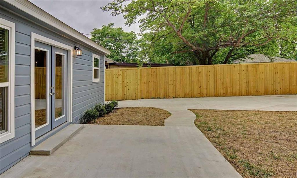 Sold Property | 4716 Houghton Avenue Fort Worth, Texas 76107 21