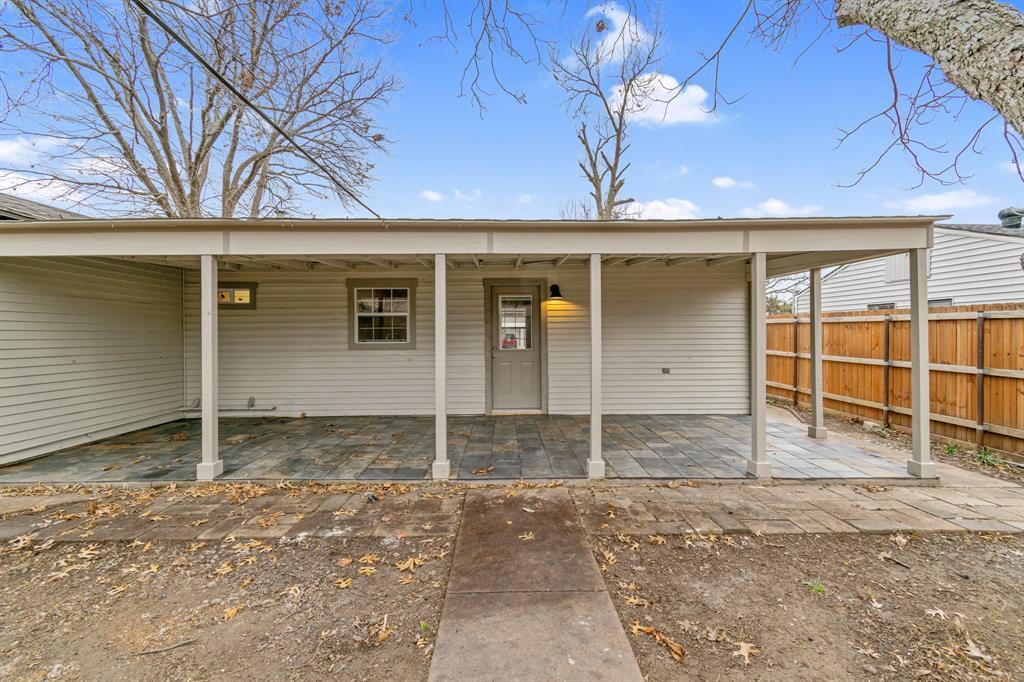 Active Option Contract | 2615 Province  Lane Dallas, TX 75228 18