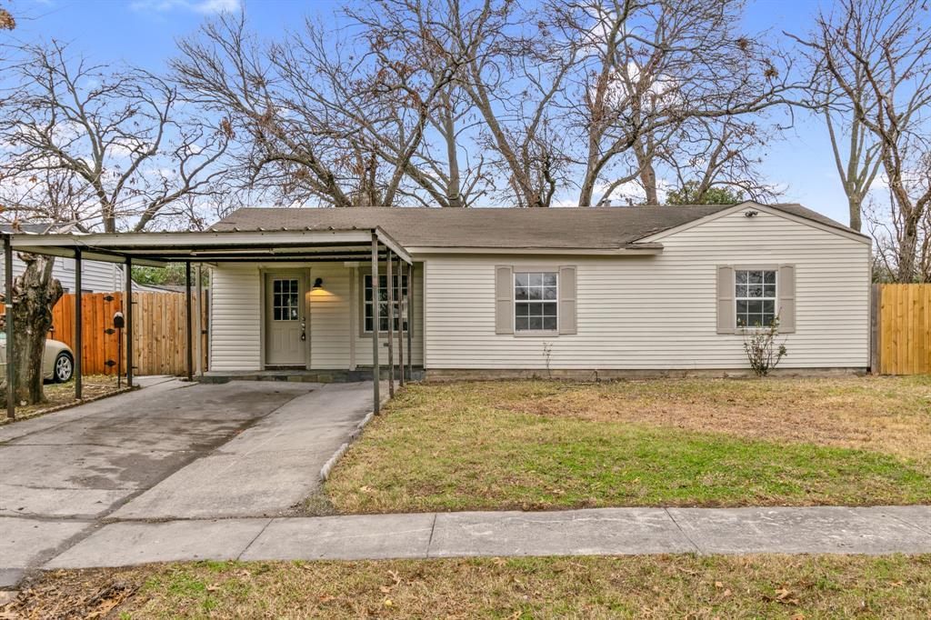 Active Option Contract | 2615 Province  Lane Dallas, TX 75228 5