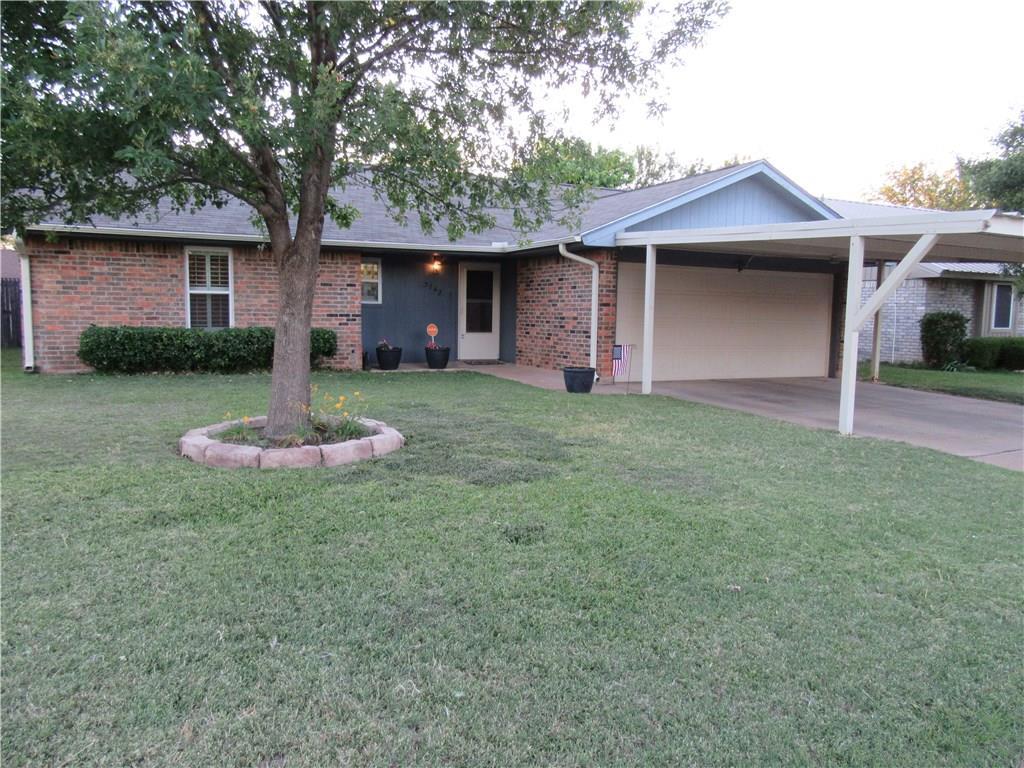 Sold Property | 3742 Auburn Drive Abilene, Texas 79602 1