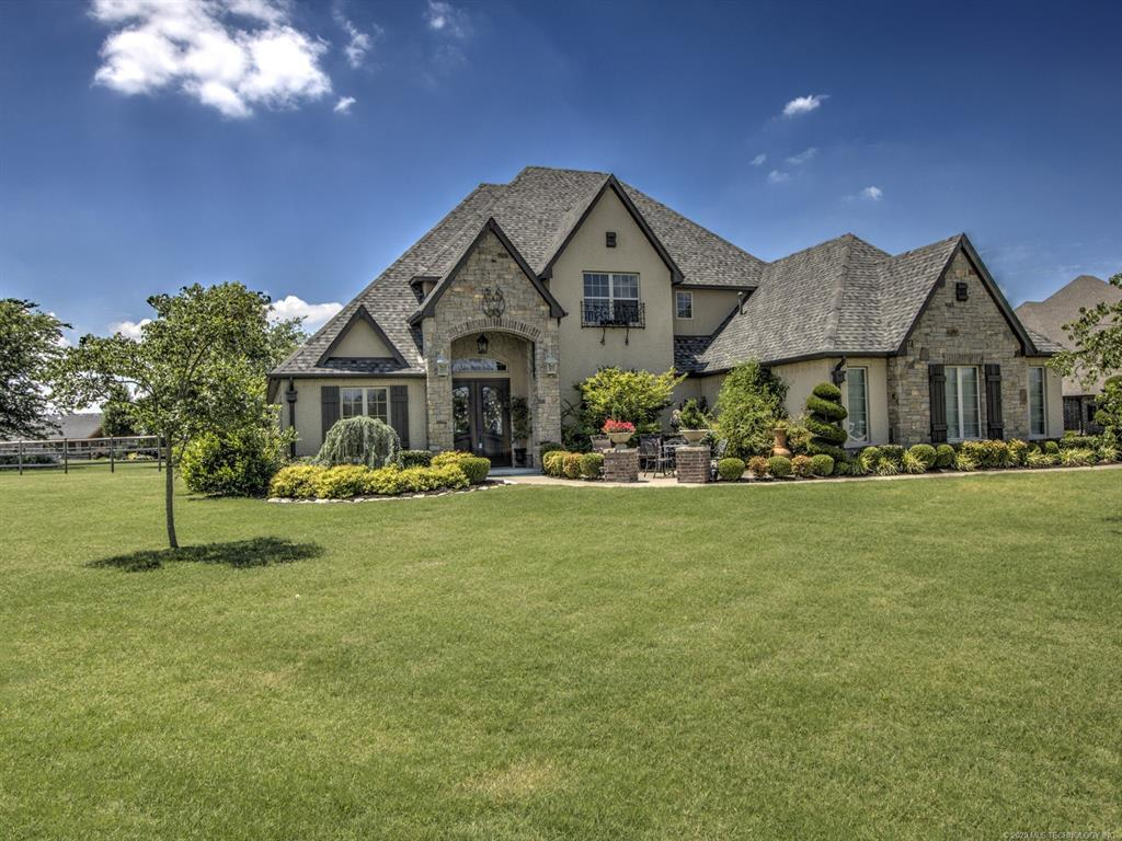 Active | 6616 N Wilderness Trail Owasso, OK 74055 0