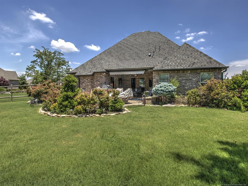 Active | 6616 N Wilderness Trail Owasso, OK 74055 45