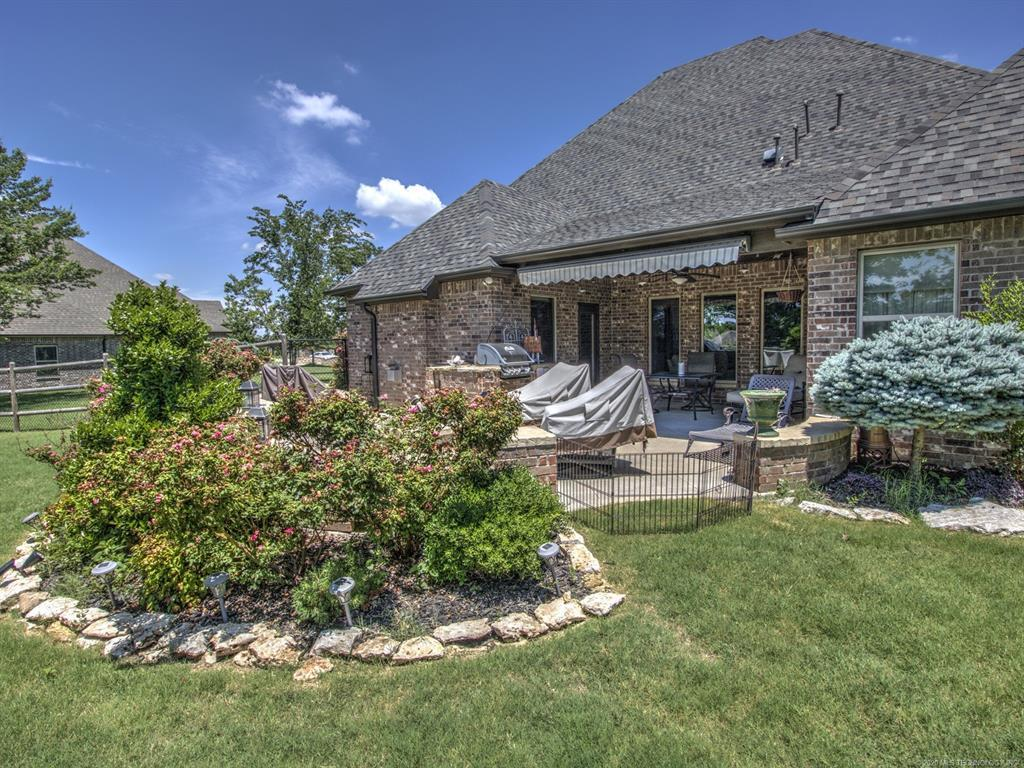 Active | 6616 N Wilderness Trail Owasso, OK 74055 46
