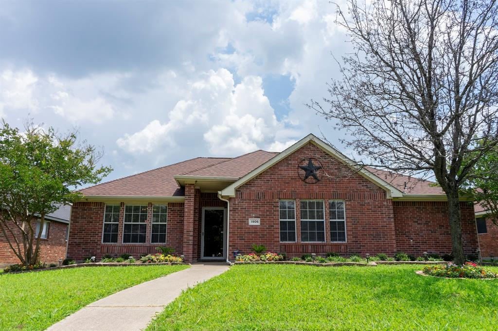 Sold Property   1906 Briargate Lane Mesquite, Texas 75181 0