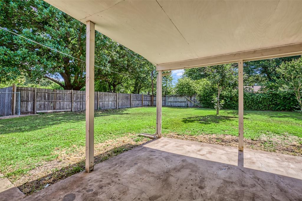 Sold Property   3825 Palomino  Drive Benbrook, TX 76116 6