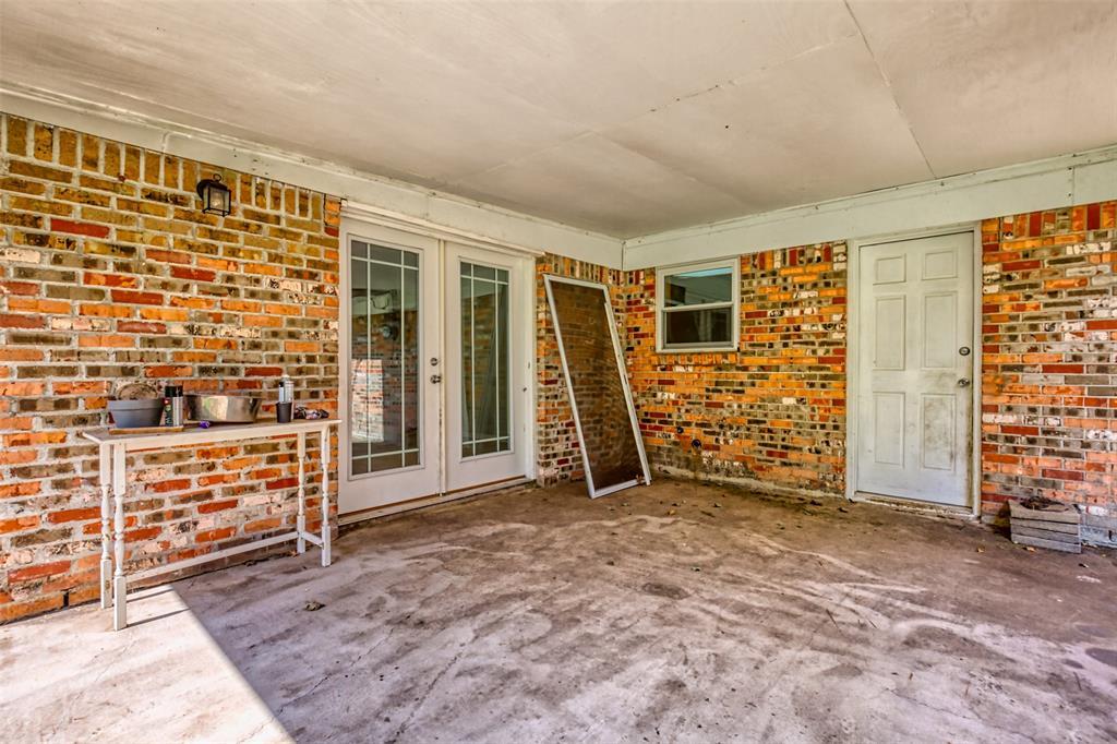 Sold Property   3825 Palomino  Drive Benbrook, TX 76116 7