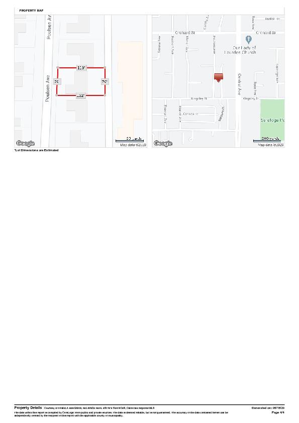 Closed | 10245 Poulsen  Avenue Montclair, CA 91763 1