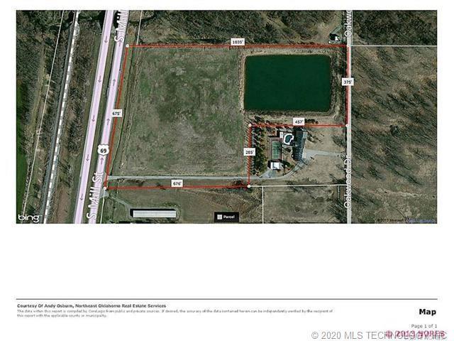 Active | 0 S Hwy 69 Highway Pryor, Oklahoma 74361 2