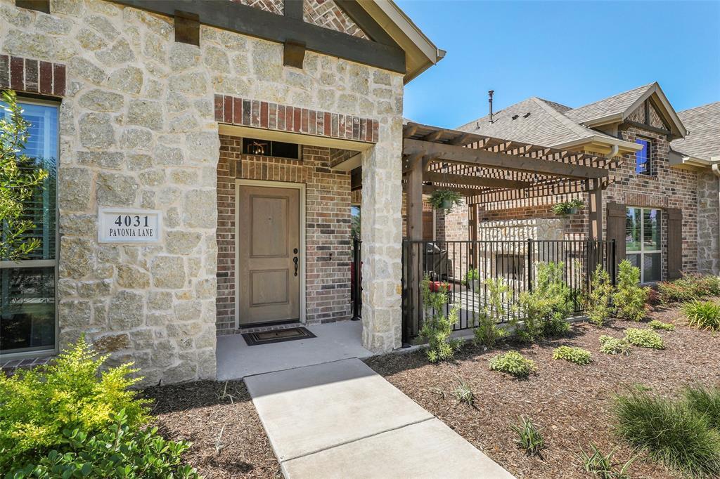 DFW Real Estate | 4031 Pavonia Lane Prosper, Texas 75078 5
