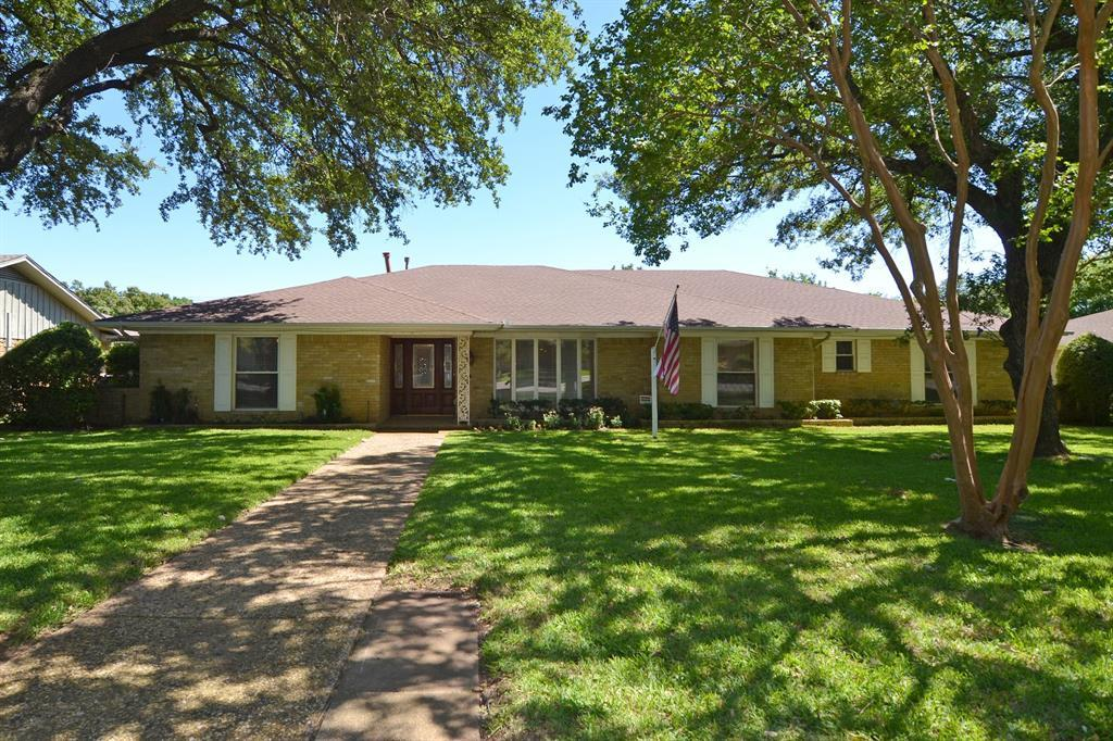 Active Option Contract | 4326 Shady Bend  Drive Dallas, TX 75244 0