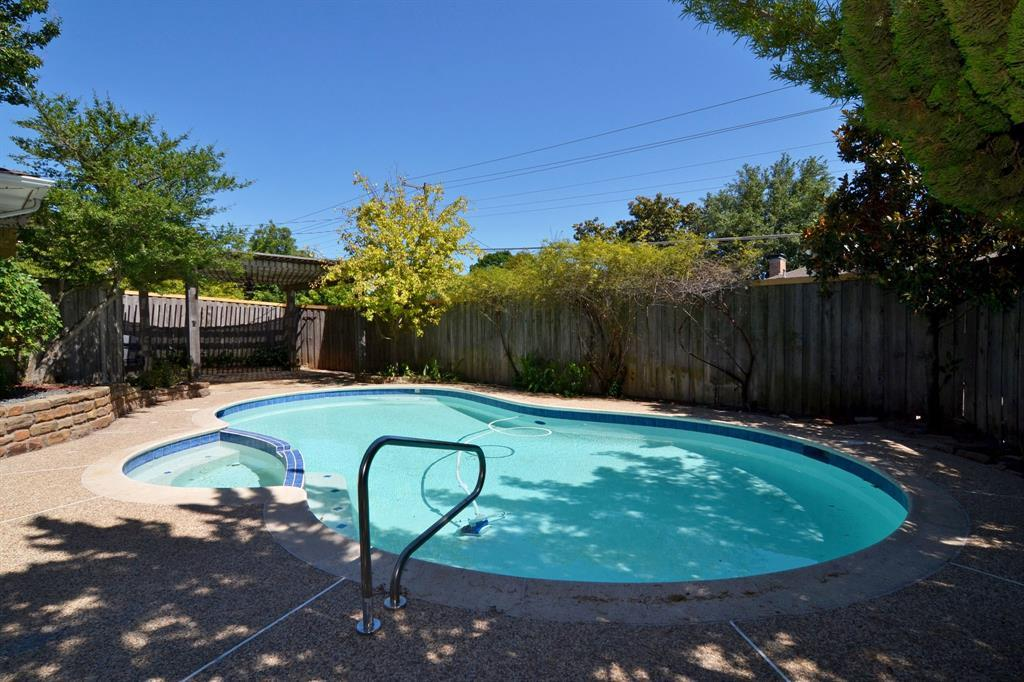 Active Option Contract | 4326 Shady Bend  Drive Dallas, TX 75244 3