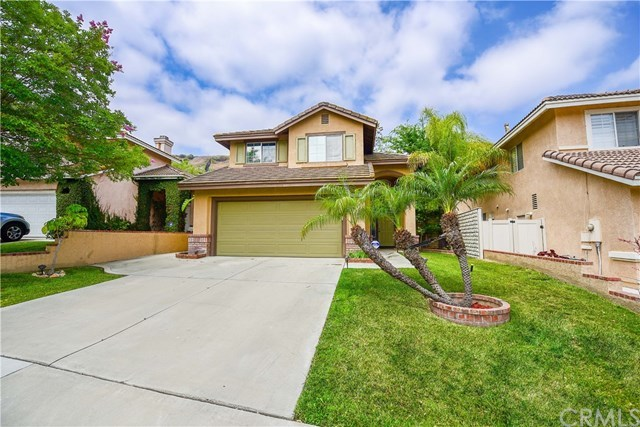 Closed | 16604 Cobalt  Court Chino Hills, CA 91709 1