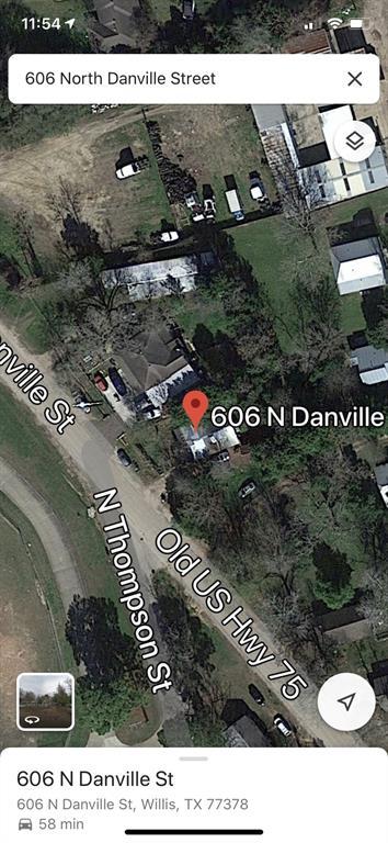 Active | 513 N Danville  Street Willis, TX 77378 6