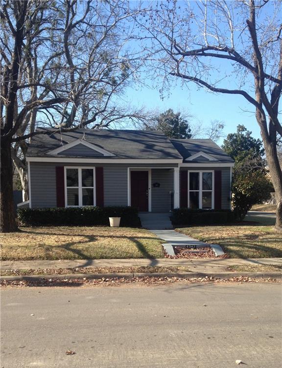 Leased | 4347 Somerville Avenue Dallas, Texas 75206 2