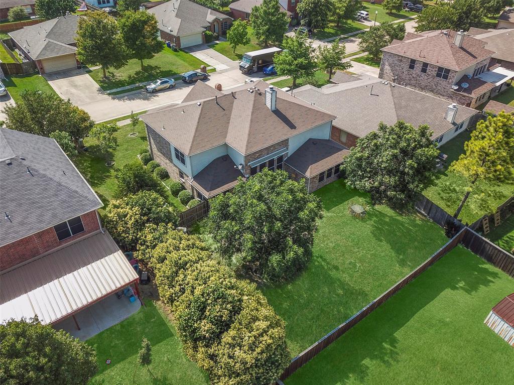 DFW Real Estate | 1102 Bainbridge  Lane Forney, TX 75126 34