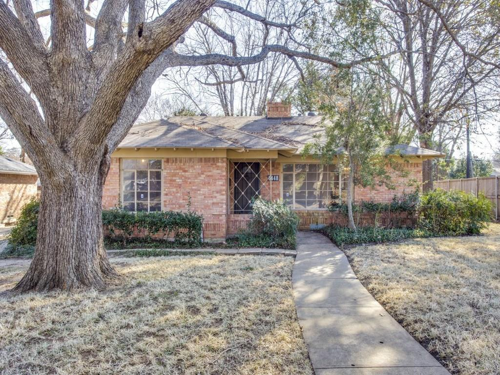 Sold Property | 6448 Highgate Lane Dallas, Texas 75214 2