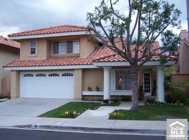 Closed | 16 MISTLETOE  Street Rancho Santa Margarita, CA 92688 0