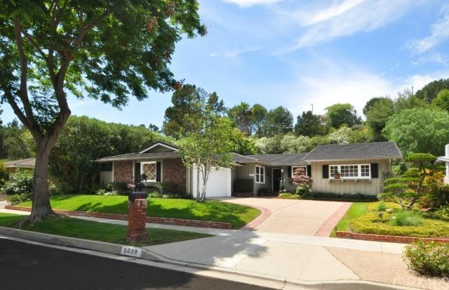 Closed | 5859 Flambeau  Road Rancho Palos Verdes, CA 90275 1