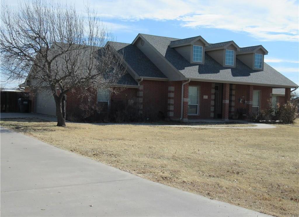 Sold Property   117 Prairie Moon Road Abilene, Texas 79602 1