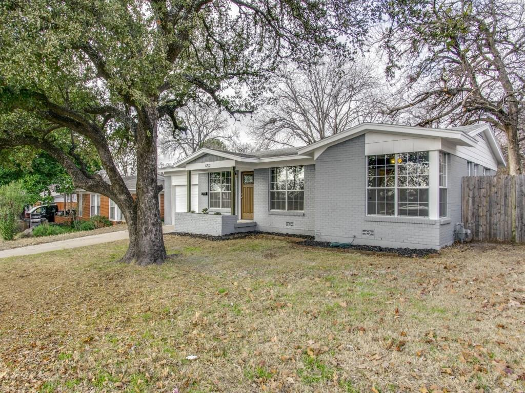Sold Property | 6313 Greenlee Street Fort Worth, Texas 76112 2