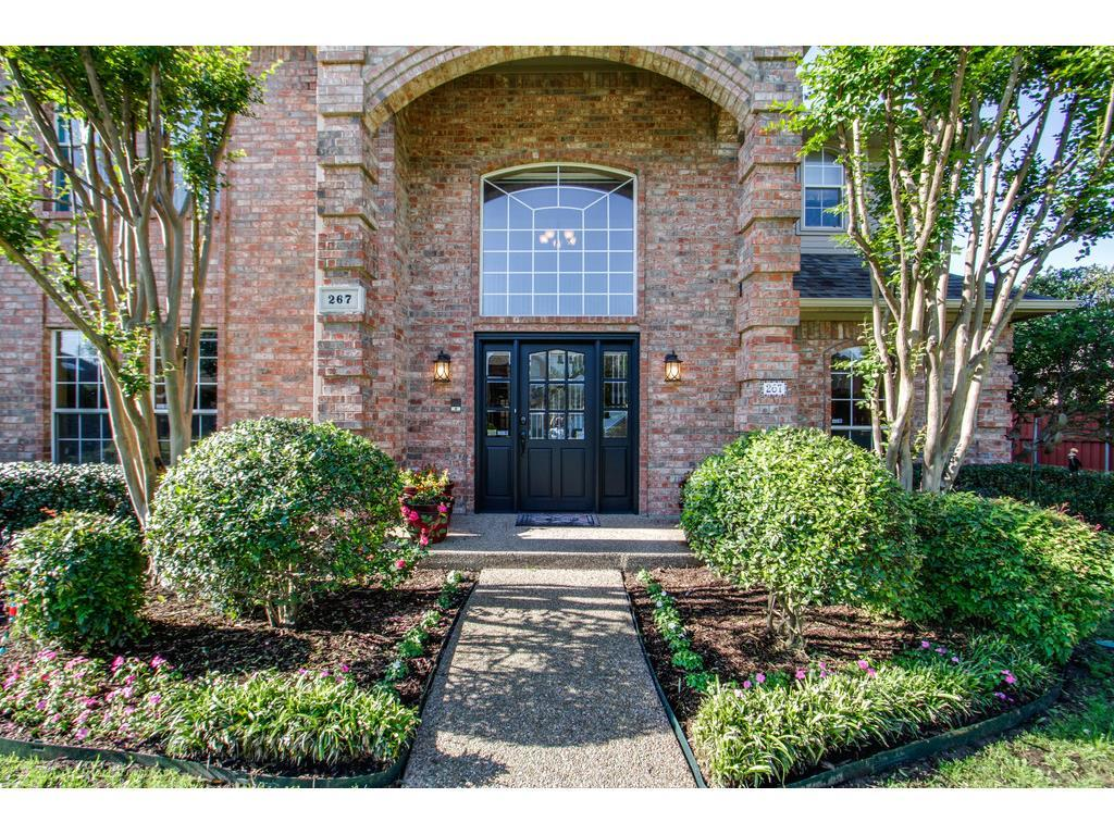Sold Property | 267 Park Valley Drive Coppell, TX 75019 1