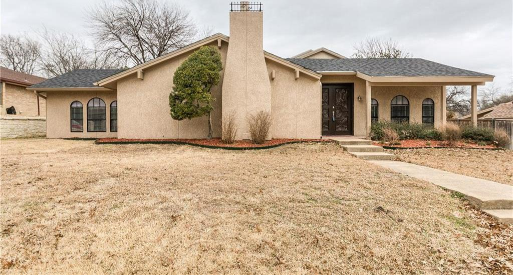 Sold Property | 2834 Club Meadow Drive Garland, Texas 75043 0