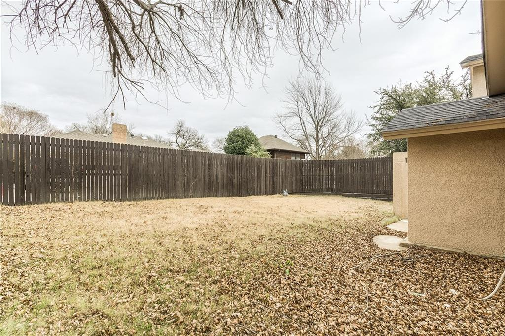 Sold Property | 2834 Club Meadow Drive Garland, Texas 75043 36