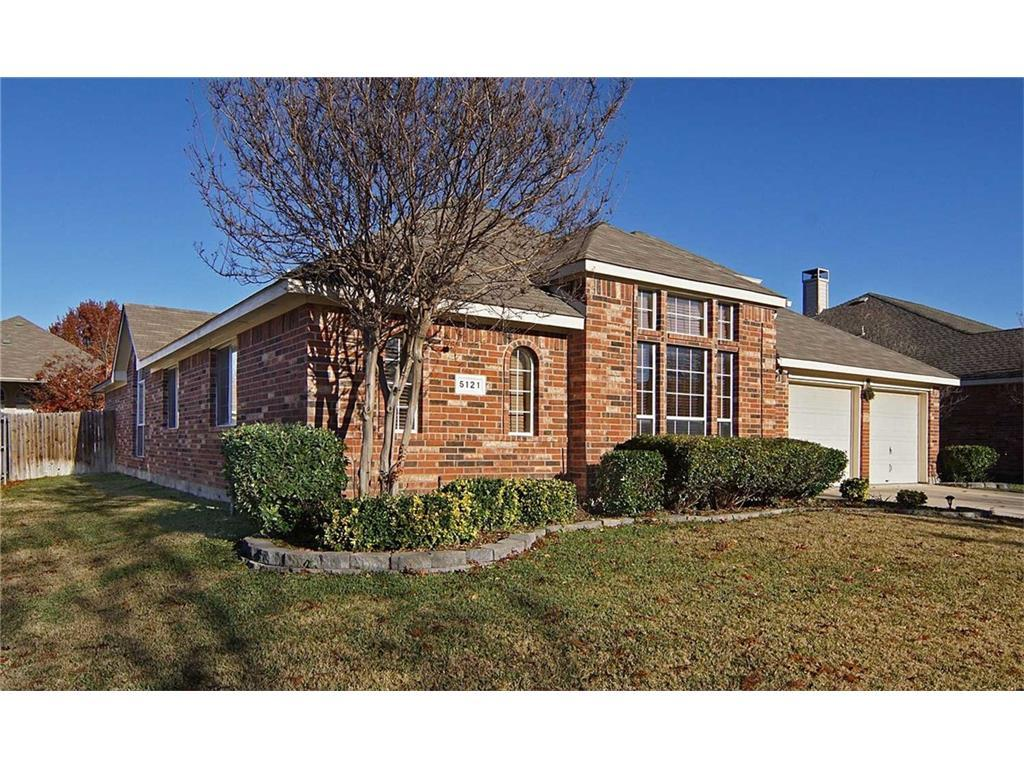Sold Property | 5121 Shell Creek Drive Fort Worth, TX 76137 1