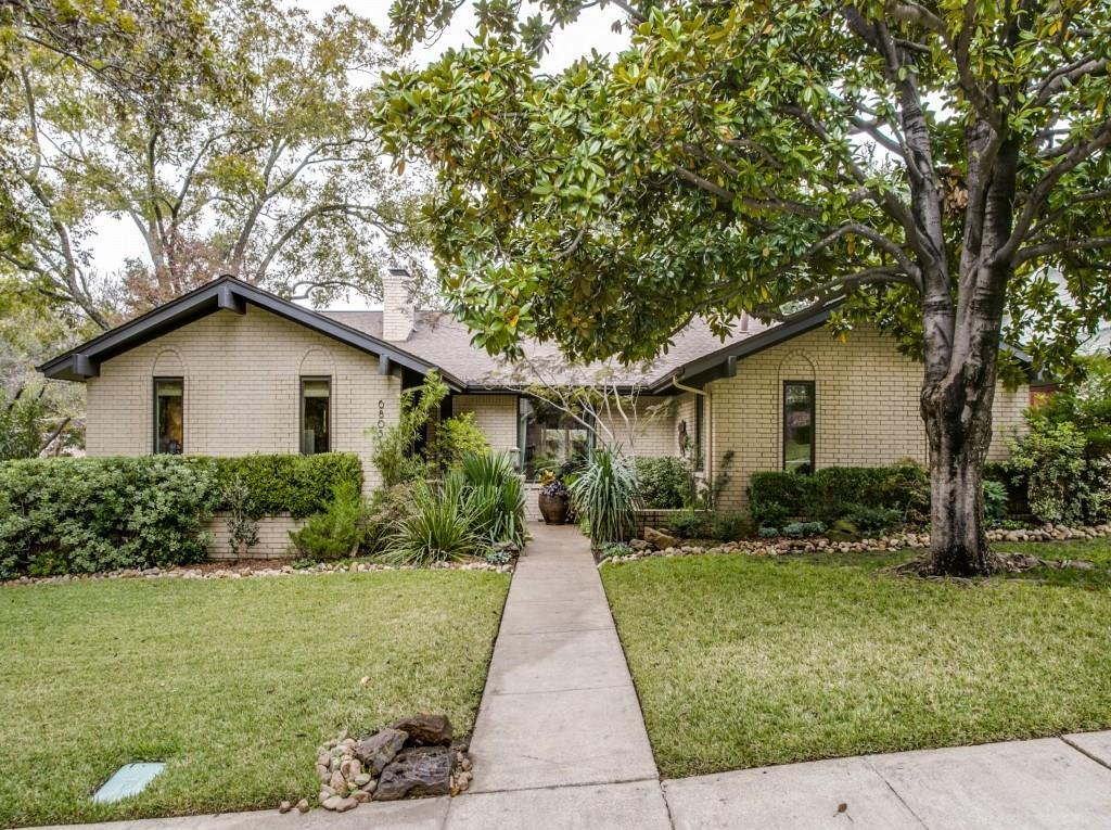 Sold Property | 6805 Huff Trail Dallas, Texas 75214 2