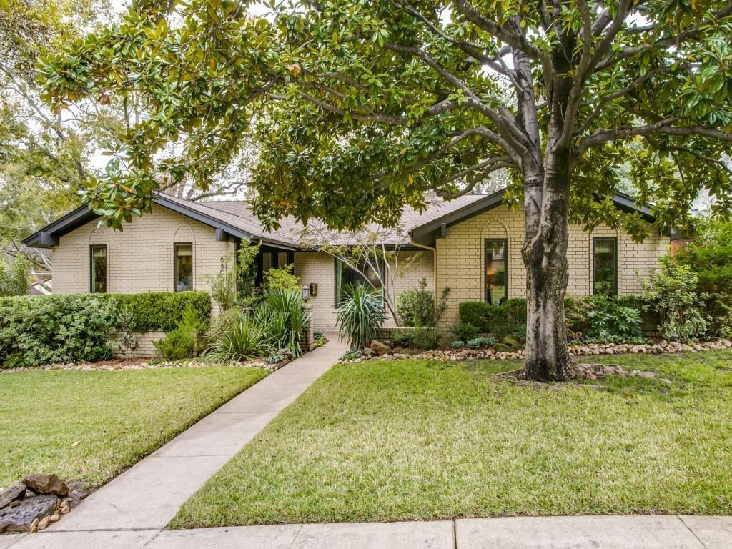 Sold Property | 6805 Huff Trail Dallas, Texas 75214 3