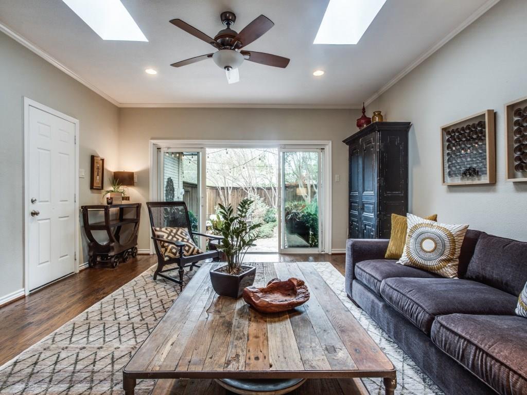 Sold Property | 6805 Huff Trail Dallas, Texas 75214 21