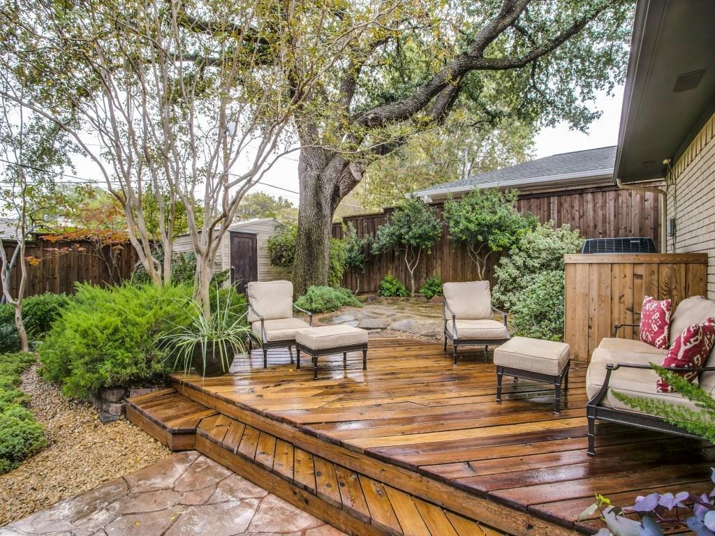 Sold Property | 6805 Huff Trail Dallas, Texas 75214 30