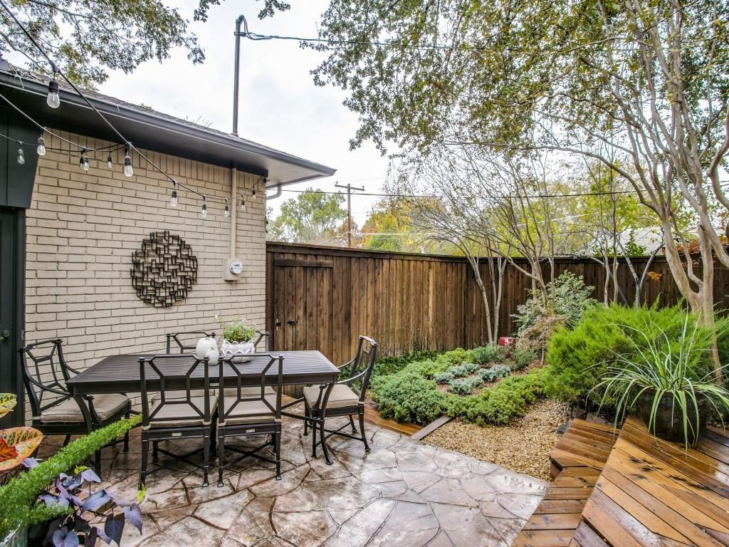 Sold Property | 6805 Huff Trail Dallas, Texas 75214 32