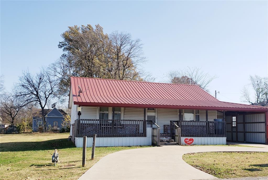 Active | 813 State Street Pryor, OK 74361 2