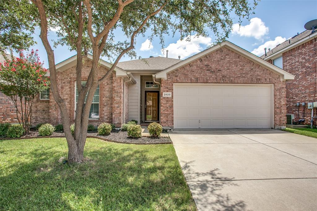 Leased | 2820 Red Wolf  Drive Fort Worth, TX 76244 1