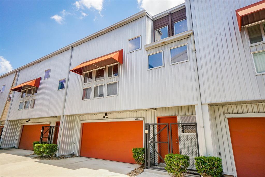 Active   2605 Calumet  Street #35 Houston, TX 77004 1