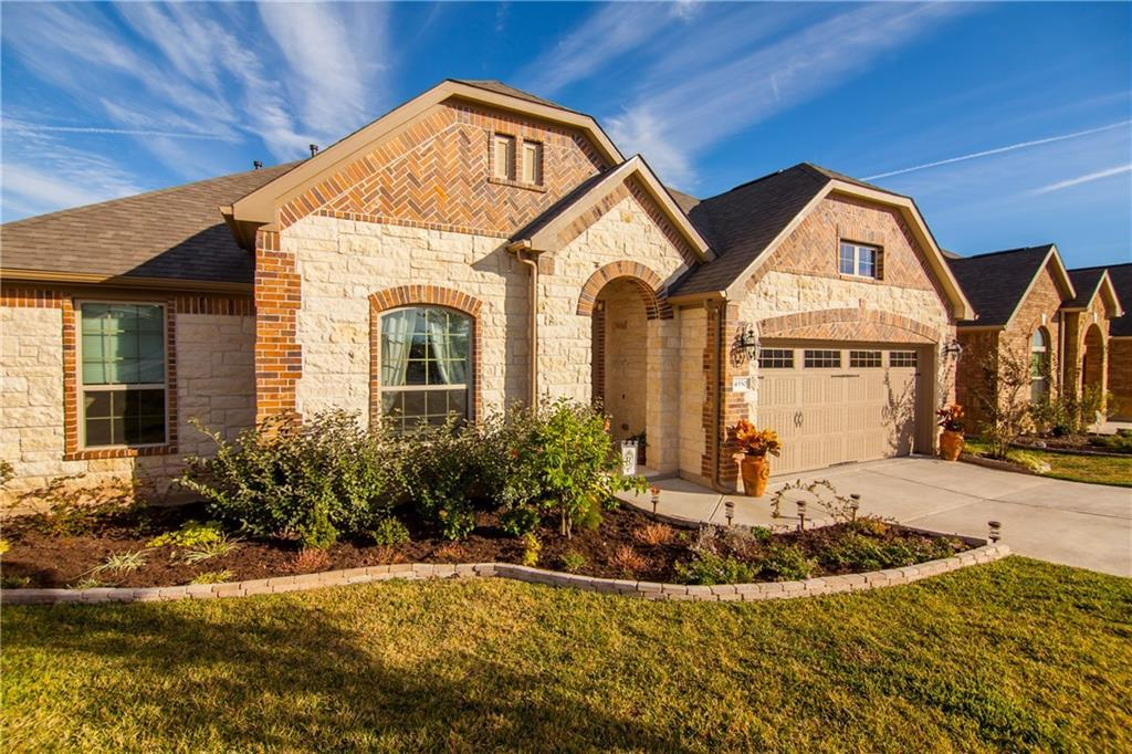 Sold Property   4550 Miraval LOOP Round Rock, TX 78665 1