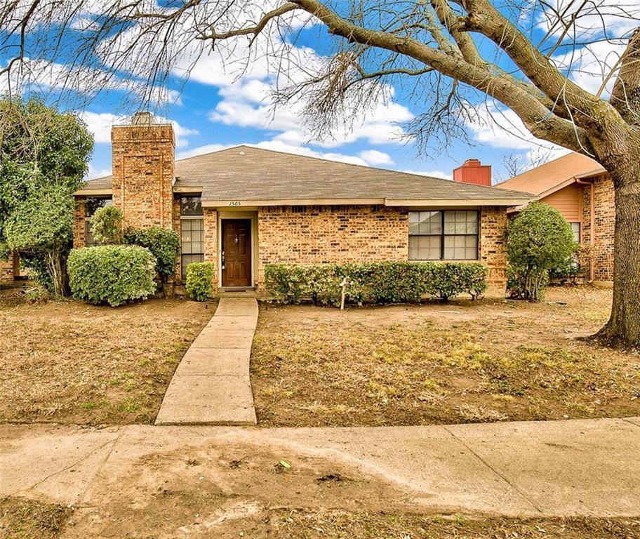 Sold Property | 1505 Colborne Drive Mesquite, Texas 75149 1