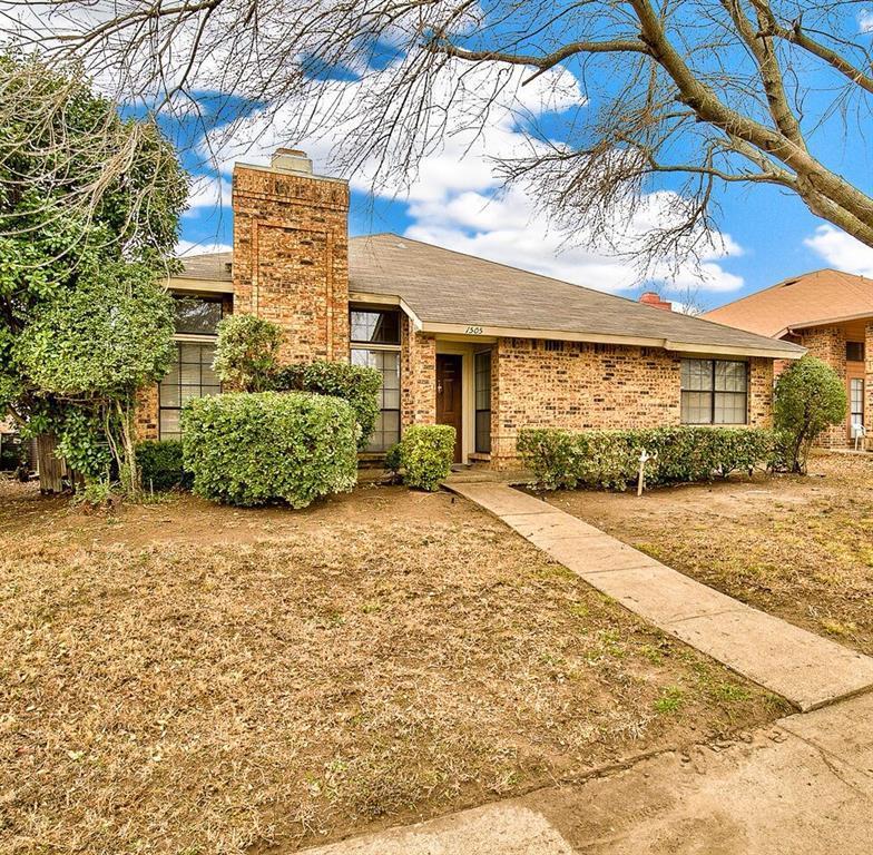 Sold Property | 1505 Colborne Drive Mesquite, Texas 75149 2