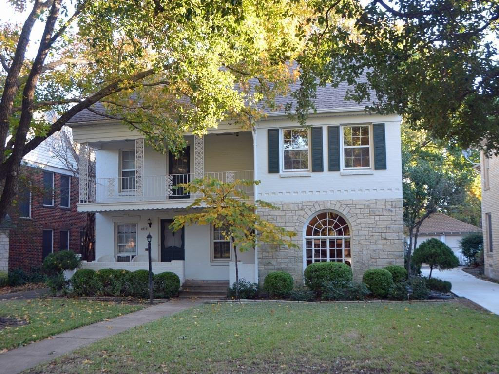 Leased | 5930 Marquita Avenue Dallas, Texas 75206 0
