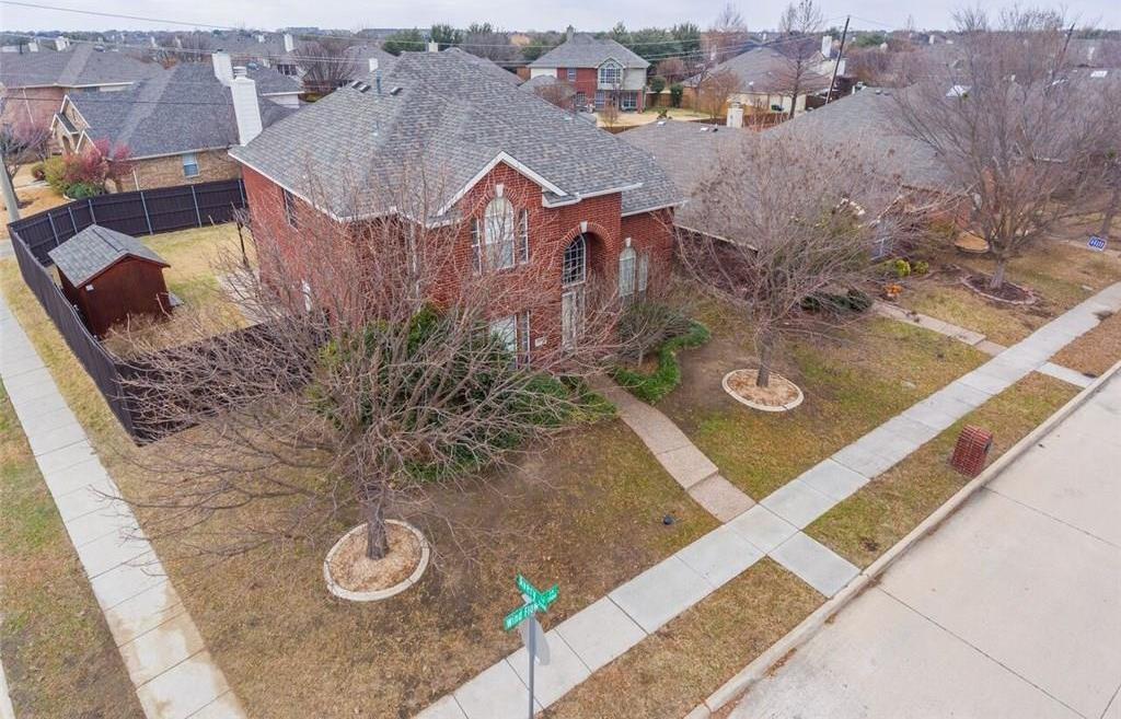 Sold Property   3508 Wind Flower Lane McKinney, Texas 75070 1