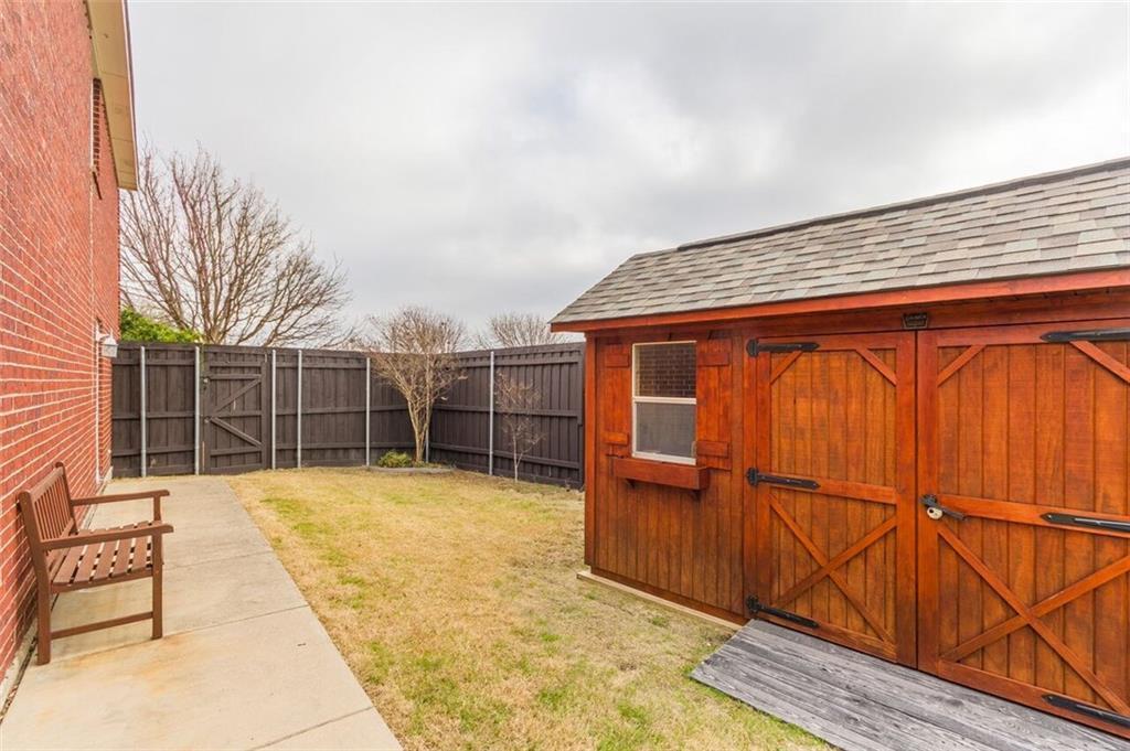 Sold Property   3508 Wind Flower Lane McKinney, Texas 75070 31