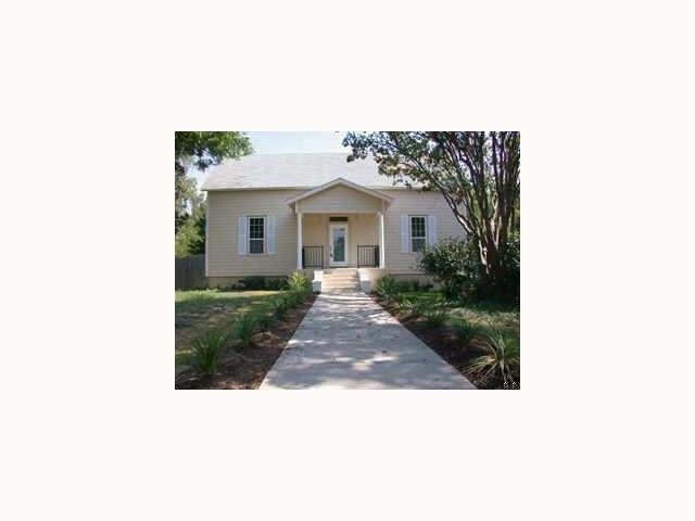 Sold Property   507 E 7th Street Georgetown, TX 78626 0