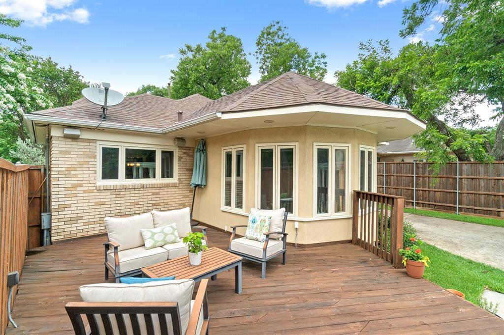 Active Option Contract | 5238 Goodwin  Avenue Dallas, TX 75206 26