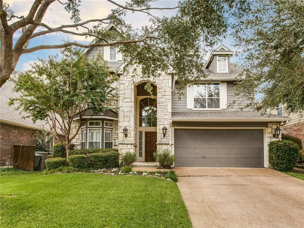 Sold Property | 7945 Glade Creek Court Dallas, Texas 75218 0