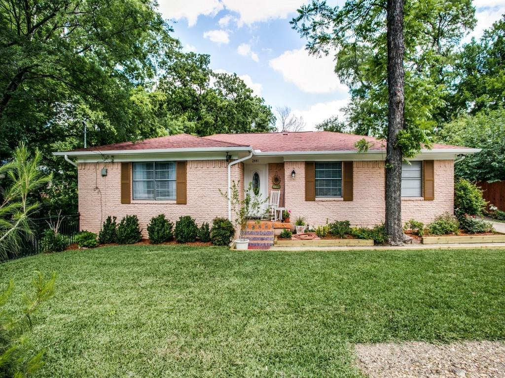 Sold Property | 2441 Highland Road Dallas, Texas 75228 2