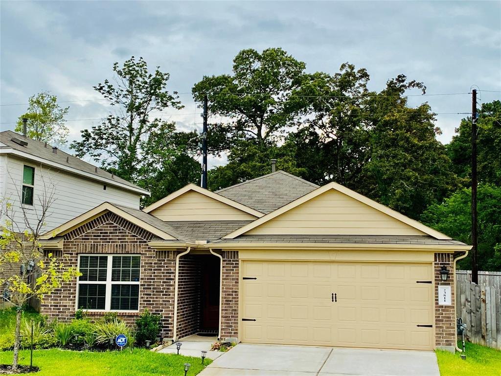 Active   23811 Pinebrook Thicket  Lane Spring, TX 77389 1